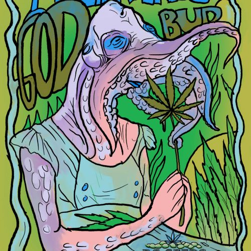 Multiverse God Bud Strain