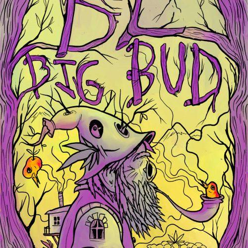 BC Big Bud Cannabis