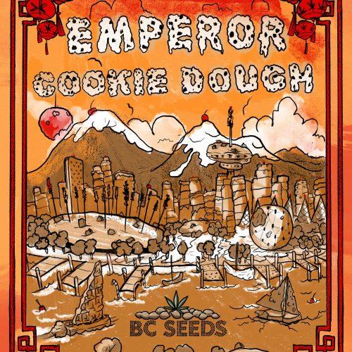 Emperor Cookie Dough Strain
