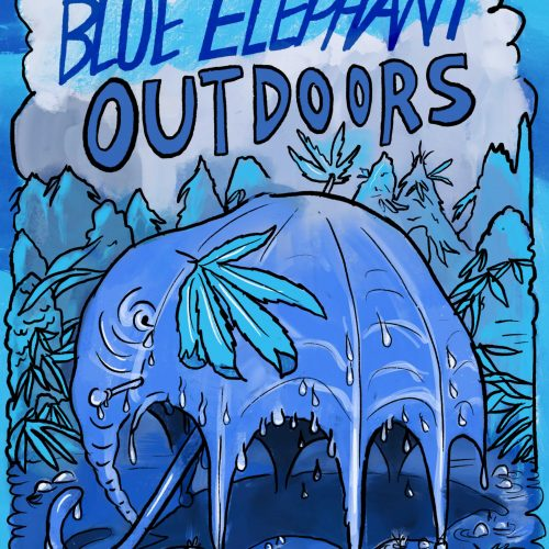 Blue Elephant Outdoors Strain