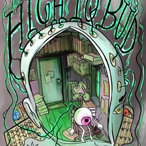High IQ Marijuana