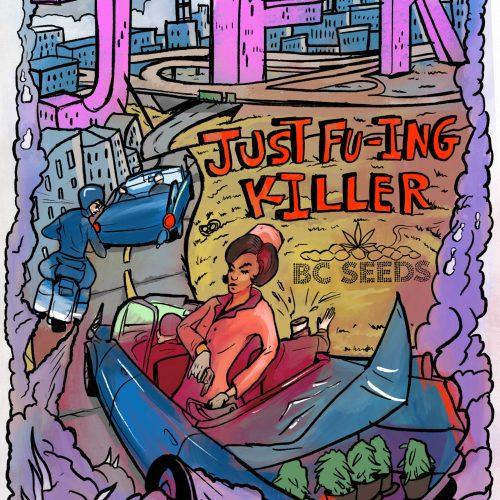 JFK - Just Fu--ing Killer