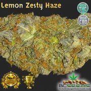 Lemon Zesty Haze Bud