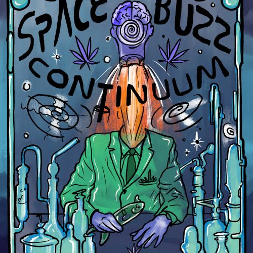 Space-Buzz Continuum Strain