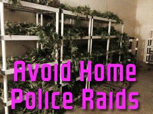 Home Police Raids