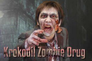 Krokodil Zombie Drug