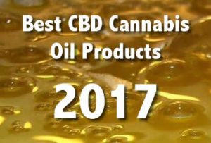 Best CBD Cannabis Oil Products