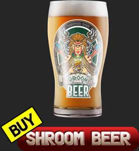 Buy Shroom Beer Ad