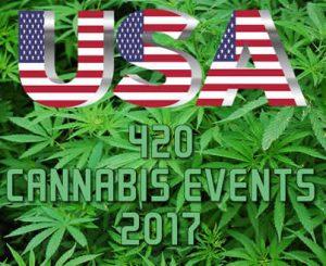 Cannabis Events USA 2017