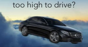When you are too high to drive in Canada