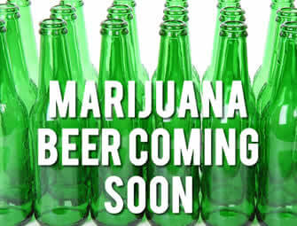 Marijuana Beer Coming Soon