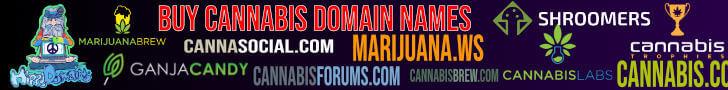 Buy Cannabis Domain Names