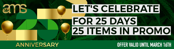 BC Seeds 25 year promo