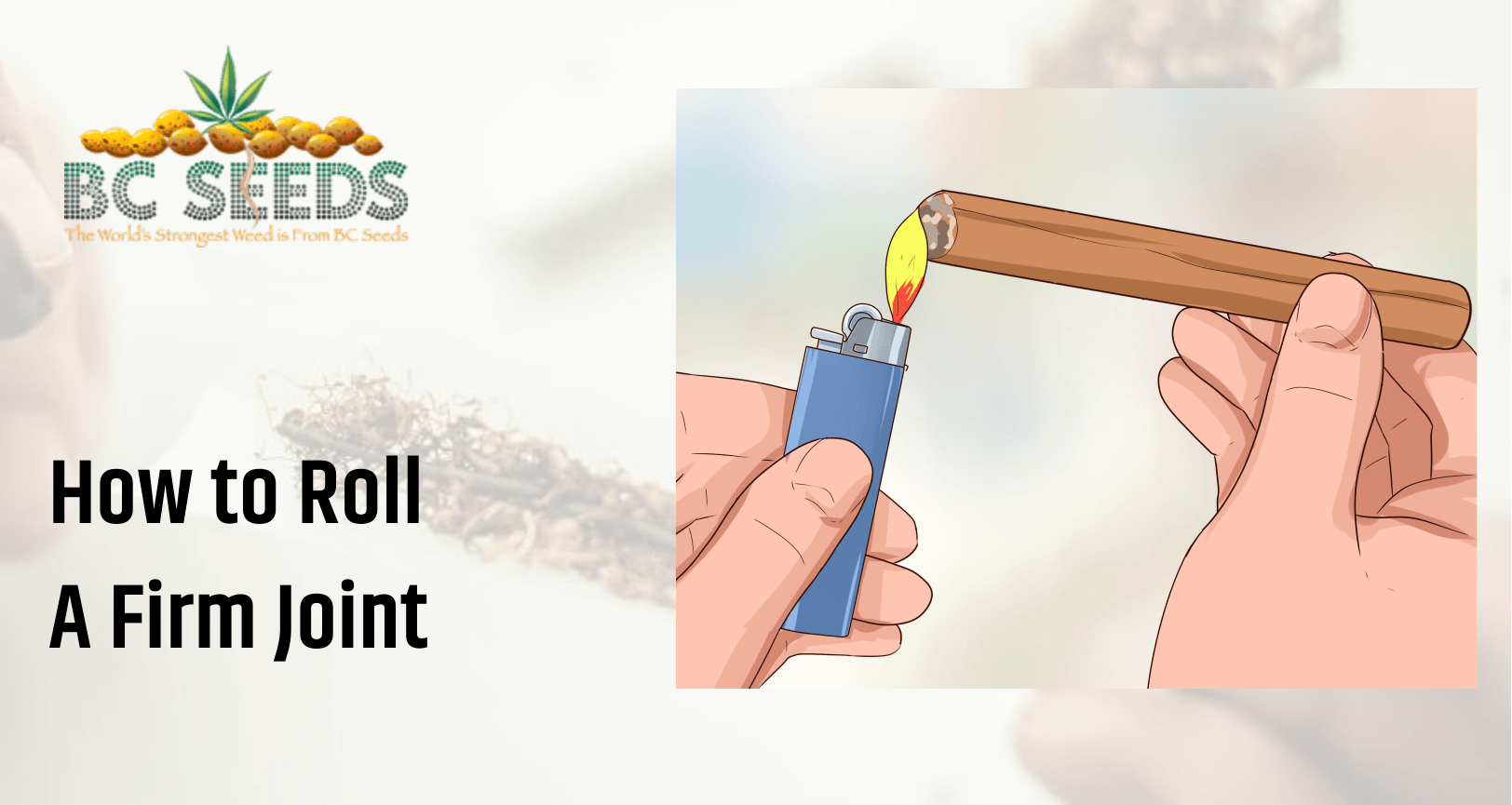 Best Way to Roll a Joint